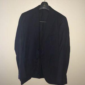 Isaiah super 160 Aquqspider sport coat